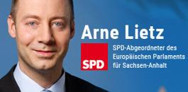 Arne Lietz, MdEP